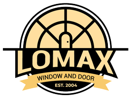 Lomax Window and Door Logo